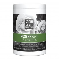 ROSENKRAFT mit Natur-Zeolith 650g Dose