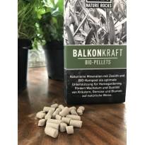 Balkonkraft Pellets mit Kompost für Homegardening Zeolith Pflanzen