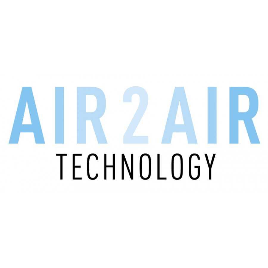 AIR 2 AIR Technology - hauseigene Vermahlungsmethode STEINKRAFT Zeolith