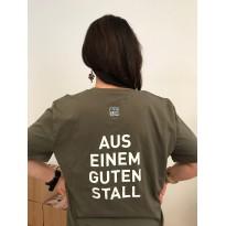 STEINKRAFT Zeolith für Pferde - T-Shirt