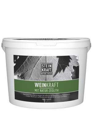 STEINKRAFT WEINKRAFT Mineralischer Dünger mit  Zeolith 10kg Kübel reicht für 1 ha