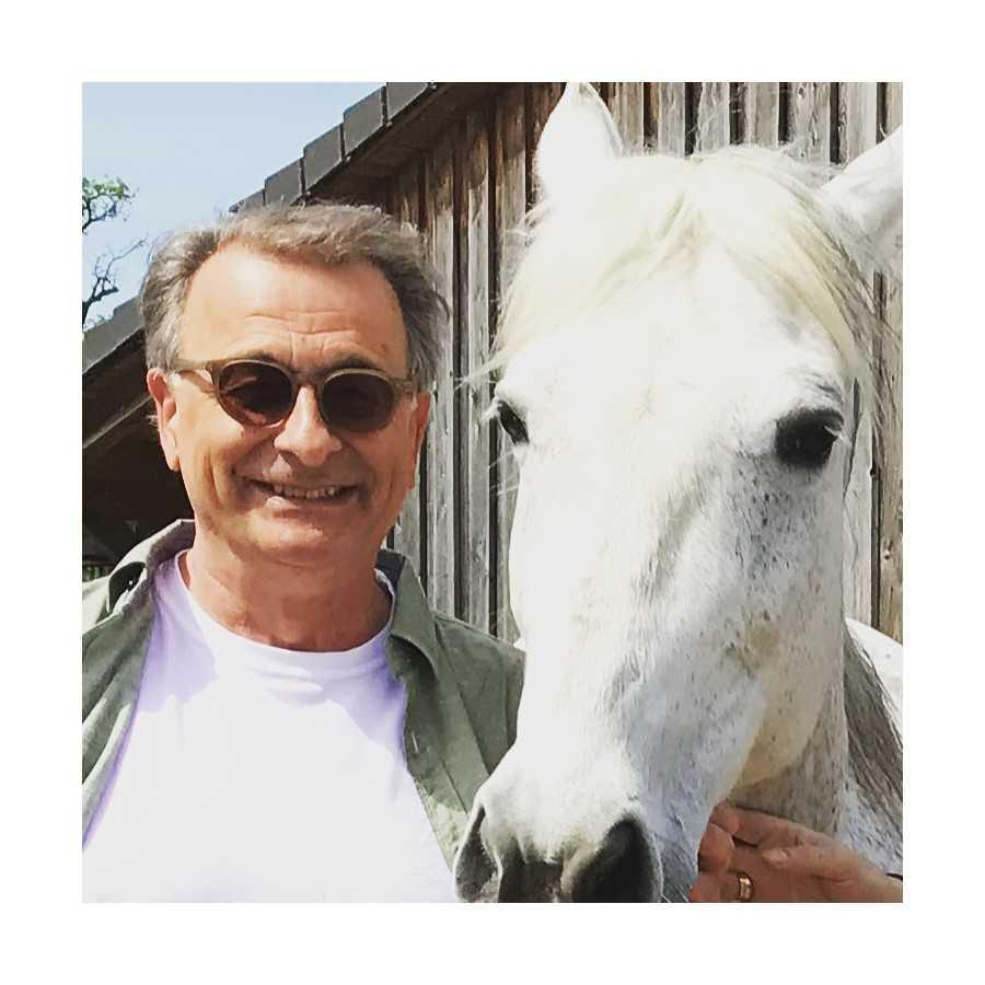 Pferde-Liebhaber Zeolith für gesunde Pferde kaufen Reinhard Tötschinger STEINKRAFT