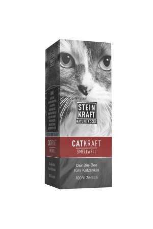 CATKRAFT SMELLWELL  Natur-Zeolith Streuschachtel 1kg