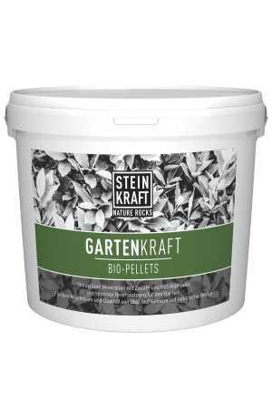 GARDENKRAFT Bio Pellets Natur-Zeolith Kübel 6kg