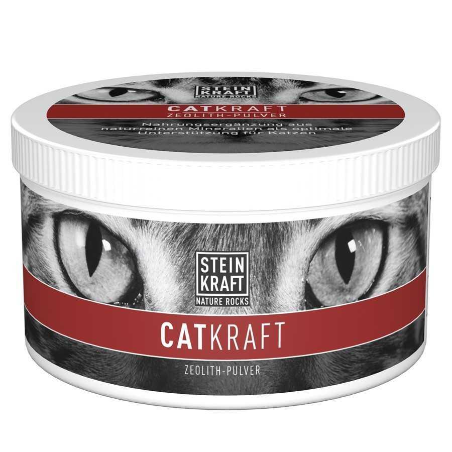 CATKRAFT Natur-Zeolith Pulver Dose 100g