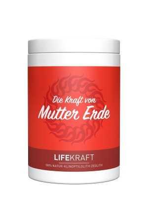 LIFEKRAFT Premium Zeolith von STEINKRAFT 450g