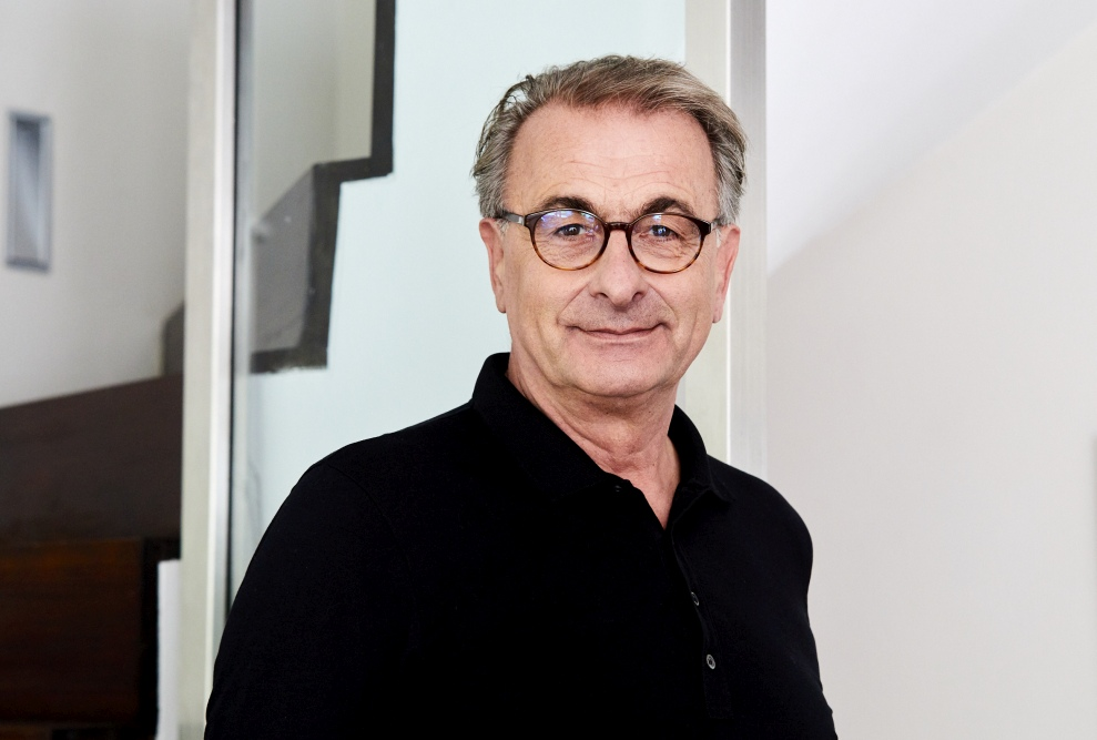 Zeolith Experte Reinhard Tötschinger